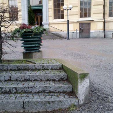 Entréplats Foto: Jan Öqvist