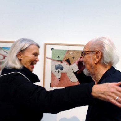 Eva Bexell och Olle Bonniér Foto: Jan Öqvist