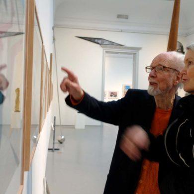 Olle Bonniér och Eva Bexell Foto: Jan Öqvist