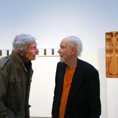 Laris Strunke och Olle Bonniér Foto: Jan Öqvist