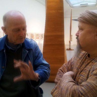 Sivert och Lars Fredriksson Foto: Jan Öqvist