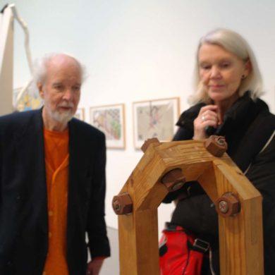 Olle Bonnier och Eva Bexell Foto: Jan Öqvist