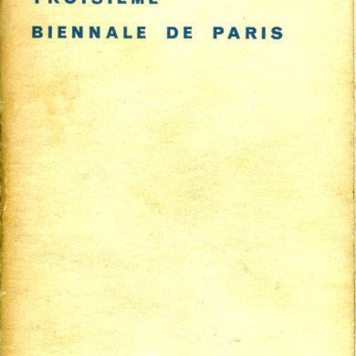 "<a href=http://sivertlindblom.se/troisieme-biennale-de-paris-1963/"" rel=""noopener"" target=""_blank"">Sivert ställer ut ""Nike"" internationellt</a>"