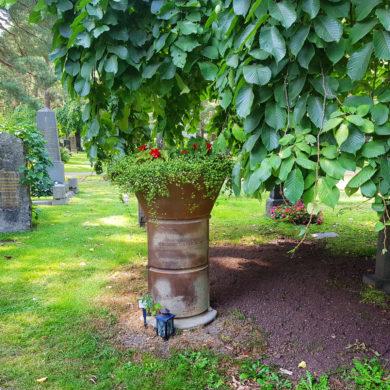 Norra begravningsplatsen Foto: Jan Öqvist