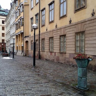Blasieholmstorg Foto: Jan Öqvist