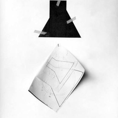 Skiss till Objekt; Utan titel 1978