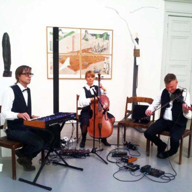 Johan Skugge, Emma Nordenstam och Örjan Högberg Foto: Jan Öqvist