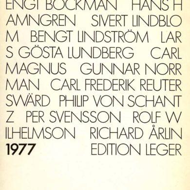 """<a href=""""http://sivertlindblom.se/folio/utstallningar/edition-leger-malmo-1977/"""" rel=""""noopener"""" target=""""_blank"""">Tidig axiometri av Sivert</a>"""