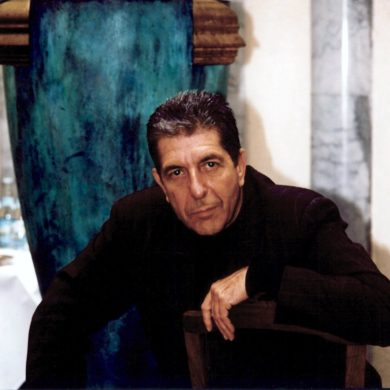 Leonard Cohen Foto: Torbjörn Calvero