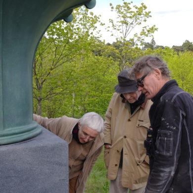 Marianne, Sivert och Ulf Ferrius Foto: Jan Öqvist