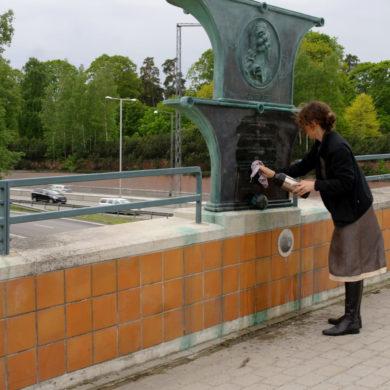 Johanna Molvin - Solna stad Foto: Jan Öqvis