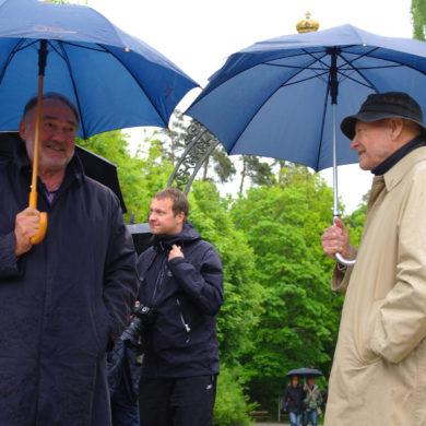 Christian Laine, arkitekt SAR/MSA, sekreterare i Kommittén för Gustavianska Parken och Sivert. Foto: Jan Öqvist